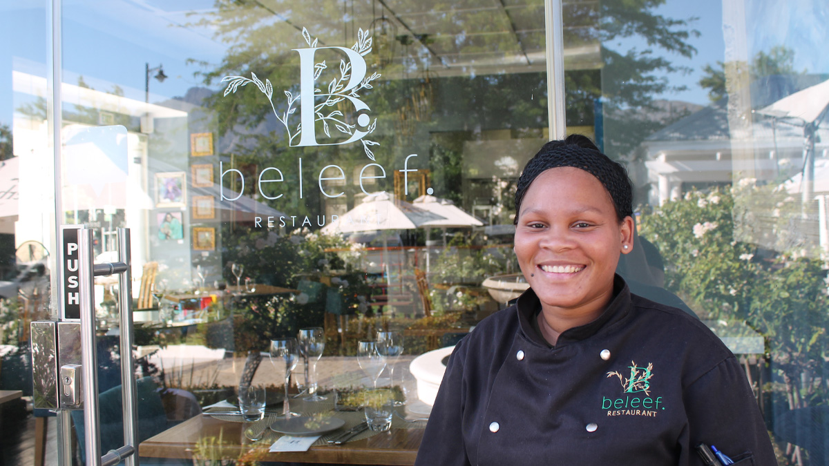 Josephine Willemse works at Beleef