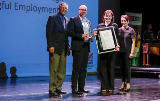 Bergzicht Training Wins Award
