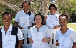 Bergzicht training celebrates COVID-19 frail care heroes
